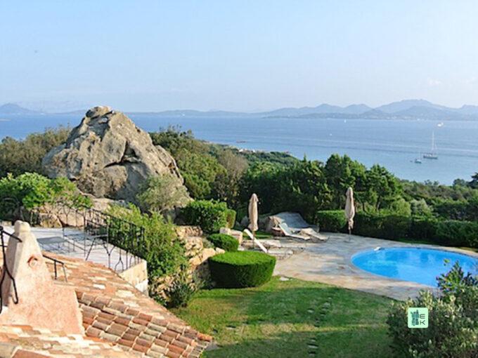 Villa Ginepro, Petra Manna - Cala di Volpe
