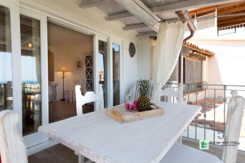 Appartamento Panoramico RUDALZA - PORTO ROTONDO (1)