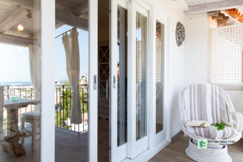 Appartamento Panoramico RUDALZA - PORTO ROTONDO (19)
