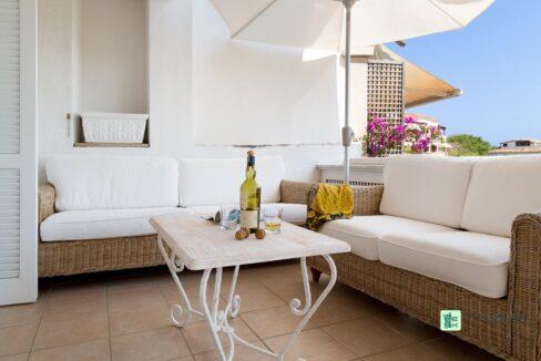 Appartamento Panoramico RUDALZA - PORTO ROTONDO (2)