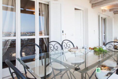 Appartamento Panoramico RUDALZA - PORTO ROTONDO (4)