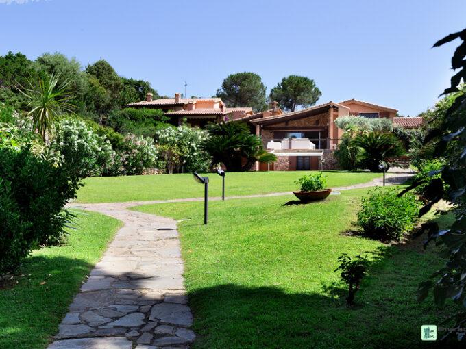 Villa AZZURRA Capo coda cavallo for sale